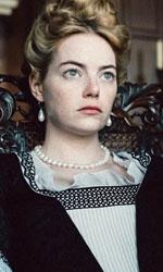 In foto Emma Stone (32 anni) Dall'articolo: Oscar 2019, incetta di nominations per La favorita e Roma.
