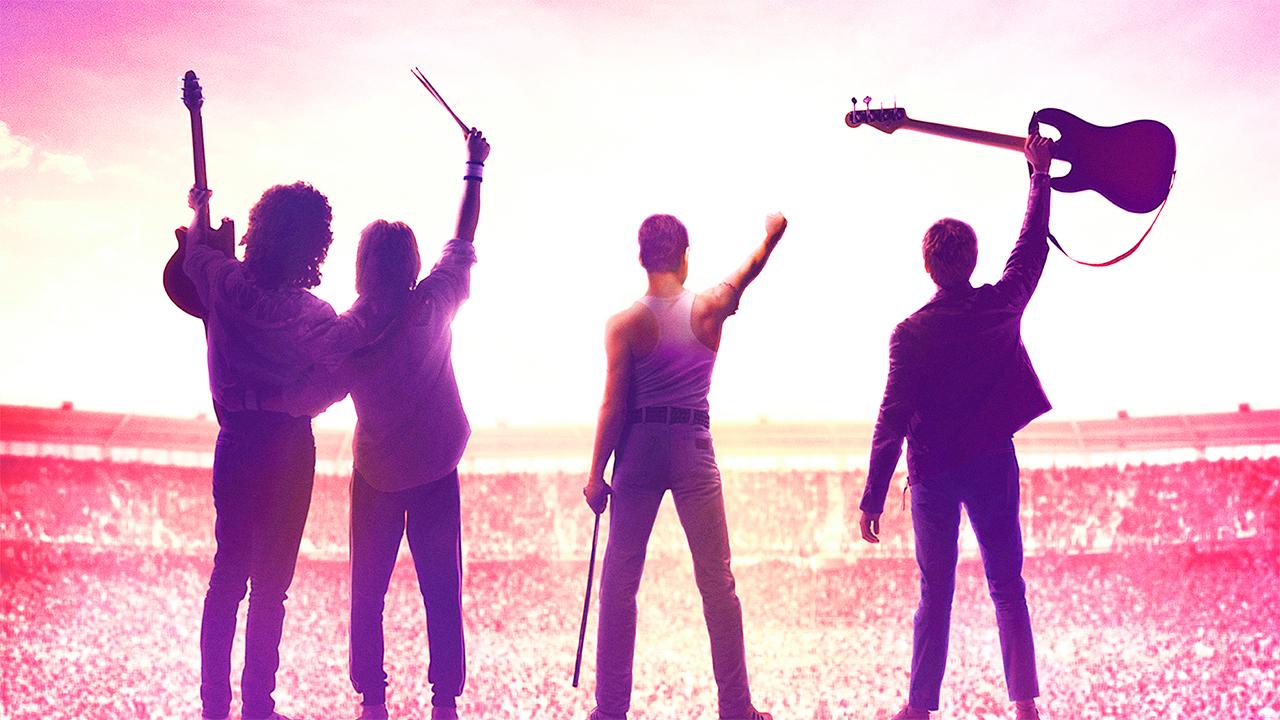In foto Rami Malek (40 anni) Dall'articolo: Tutti cantano Bohemian Rhapsody: il film sui Queen torna 1° al box office.