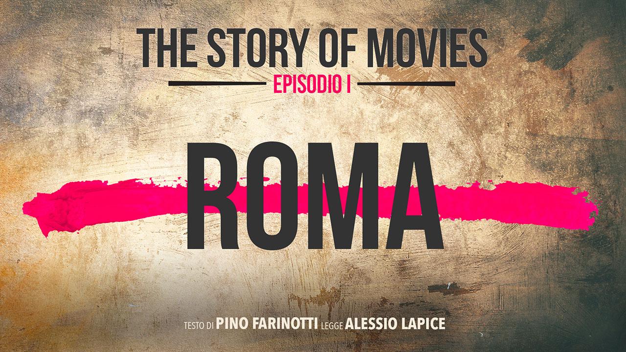 In foto Alessio Lapice (29 anni) Dall'articolo: The Story of Movies - Episodio 1: Roma.
