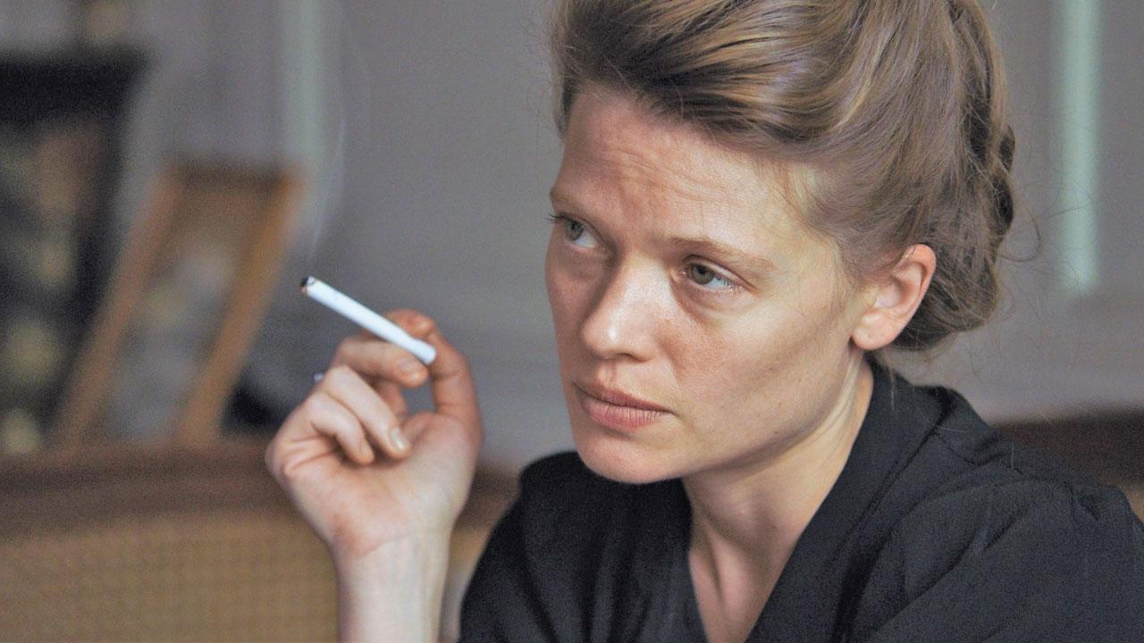 In foto Mélanie Thierry (39 anni) Dall'articolo: La douleur, 8 candidature ai Premi César.
