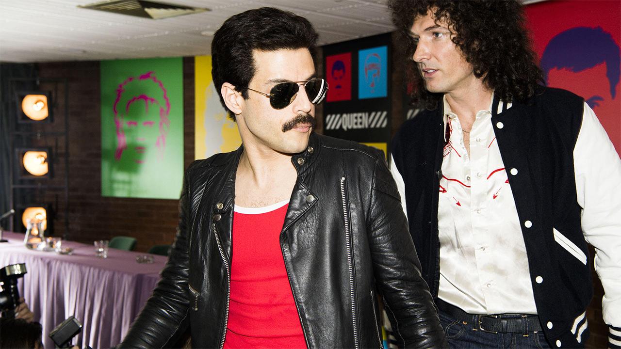 In foto Rami Malek (40 anni) Dall'articolo: Bohemian Rhapsody batte ancora Glass: il primato al box office è sempre suo.