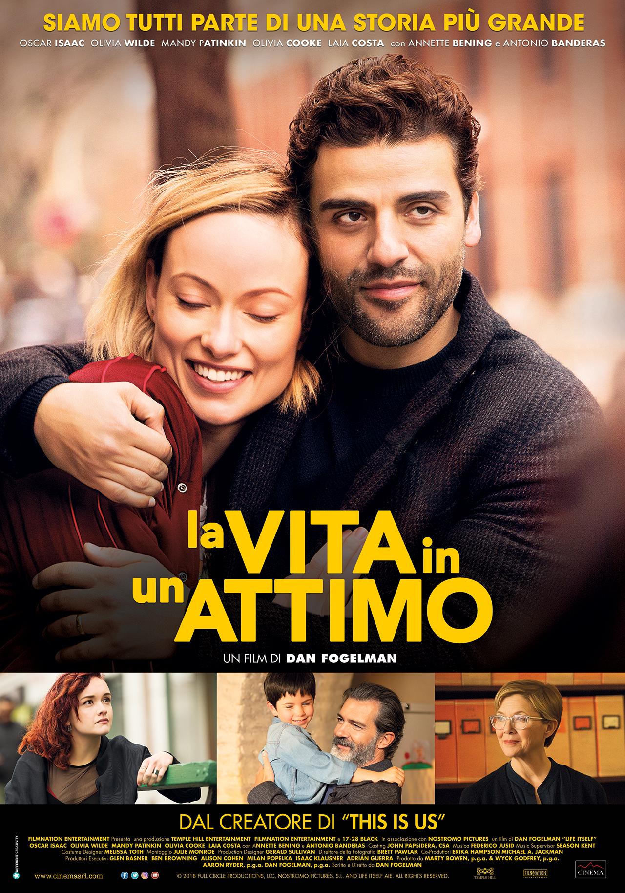 In foto Oscar Isaac (40 anni) Dall'articolo: La vita in un attimo, il poster italiano del film con Oscar Isaac e Olivia Wilde.