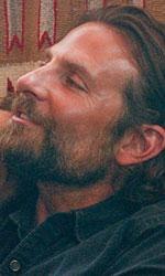 In foto Bradley Cooper (46 anni) Dall'articolo: A Star is Born disponibile in 4k su Rakuten TV a 13,99 Euro.
