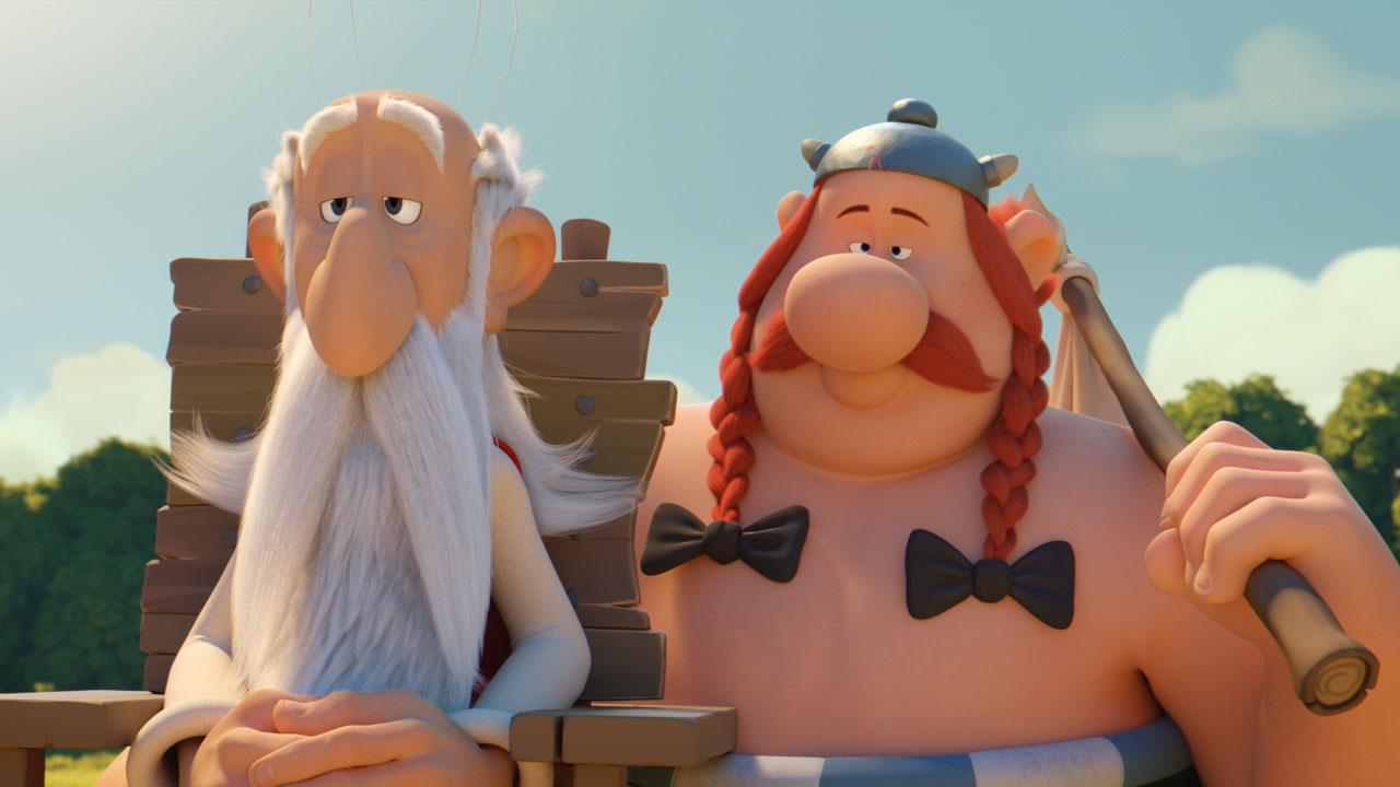 -  Dall'articolo: Asterix e il Segreto della Pozione Magica, il trailer italiano del film [HD].