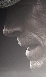 In foto Clint Eastwood (90 anni) Dall'articolo: Il Corriere - The Mule: un film personale, complesso, struggente.