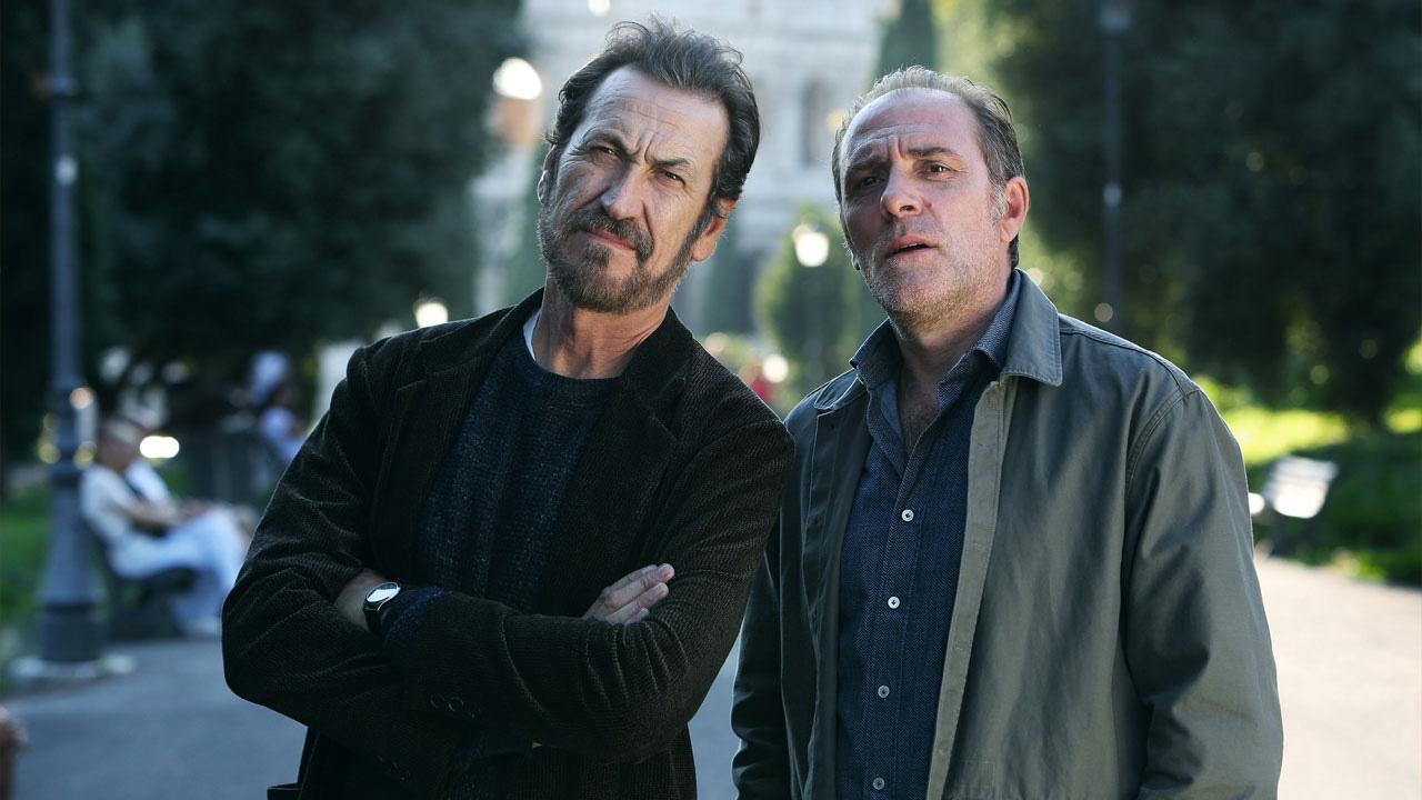In foto Marco Giallini (56 anni) Dall'articolo: Domani è un altro Giorno, il trailer ufficiale del film [HD].