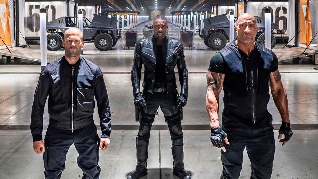 In foto Jason Statham (53 anni) Dall'articolo: Fast & Furious - Hobbs & Shaw, il primo trailer italiano del film [HD].