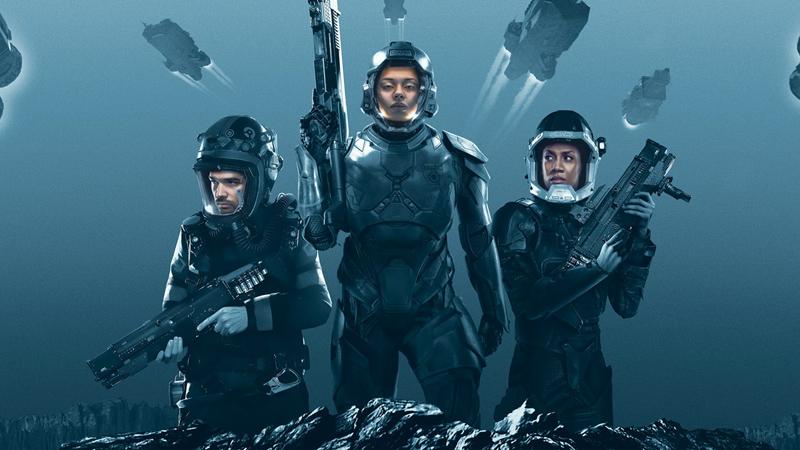 The Expanse, è guerra aperta nello Spazio per il futuro dell'umanità