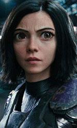 In foto Rosa Salazar (36 anni) Dall'articolo: Alita - Angelo della Battaglia, quando il cyborg è donna e vuole amare.