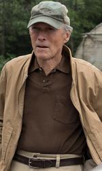 In foto Clint Eastwood (90 anni) Dall'articolo: Buon esordio per Il Corriere: Clint Eastwood vola in testa al box office.