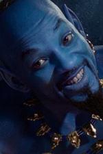 In foto Will Smith (52 anni) Dall'articolo: Aladdin, una nuova clip italiana del film [HD].