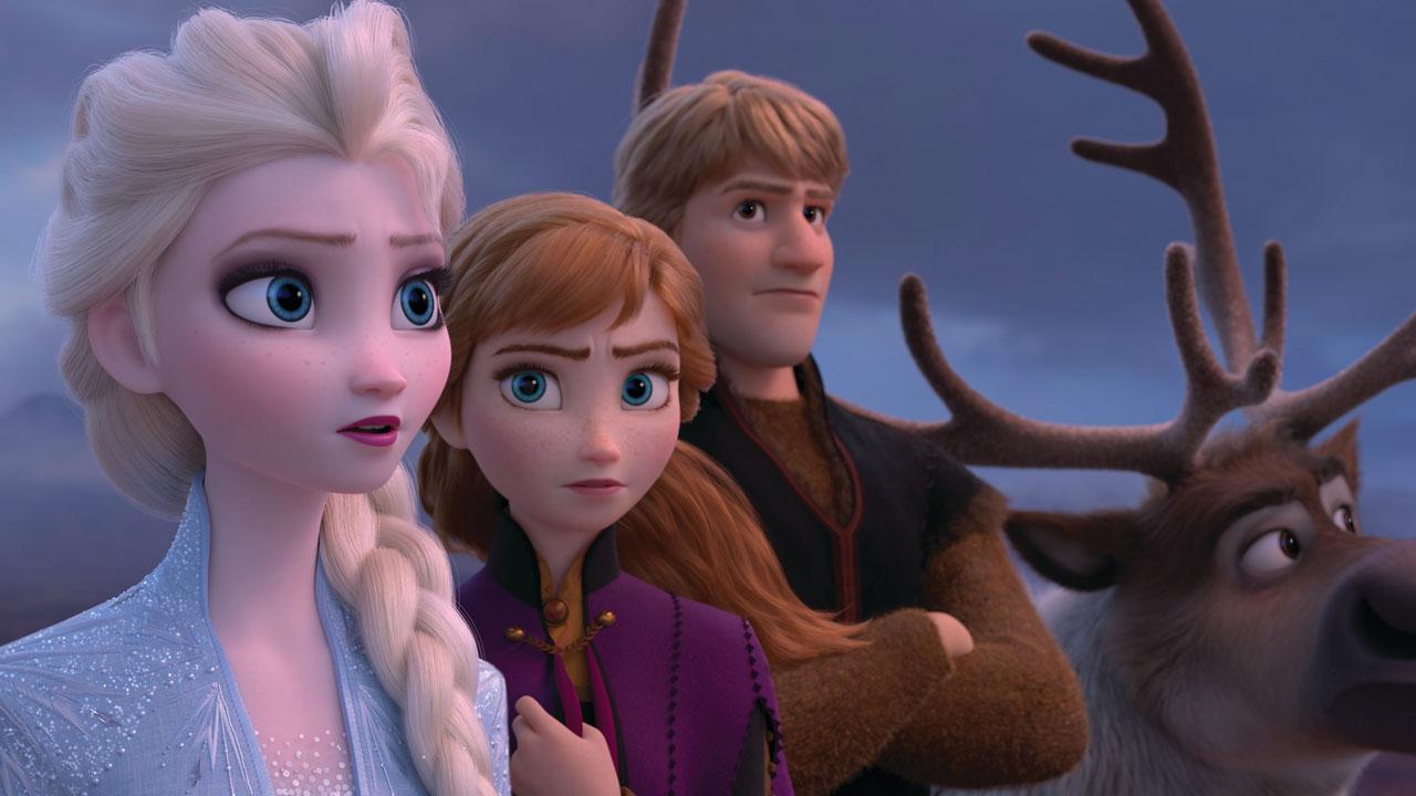-  Dall'articolo: Frozen 2 - Il segreto di Arendelle, il teaser trailer italiano del film [HD].