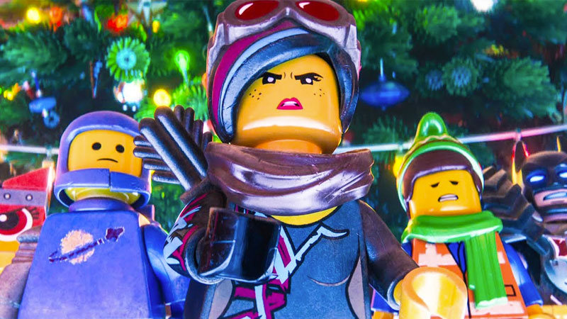 The Lego Movie 2, un intrattenimento dal flusso ininterrotto