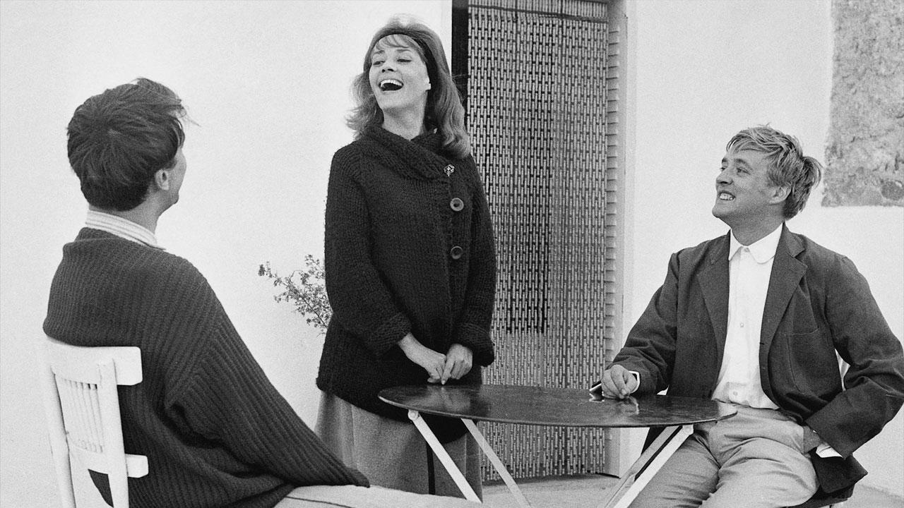 In foto Jeanne Moreau Dall'articolo: Jules e Jim, il trailer italiano del film [HD].