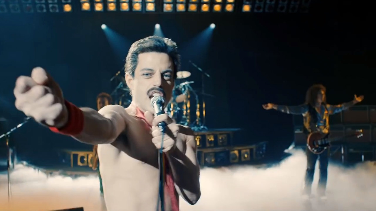In foto Rami Malek (40 anni) Dall'articolo: Un miliardo di dollari per Bohemian Rhapsody.