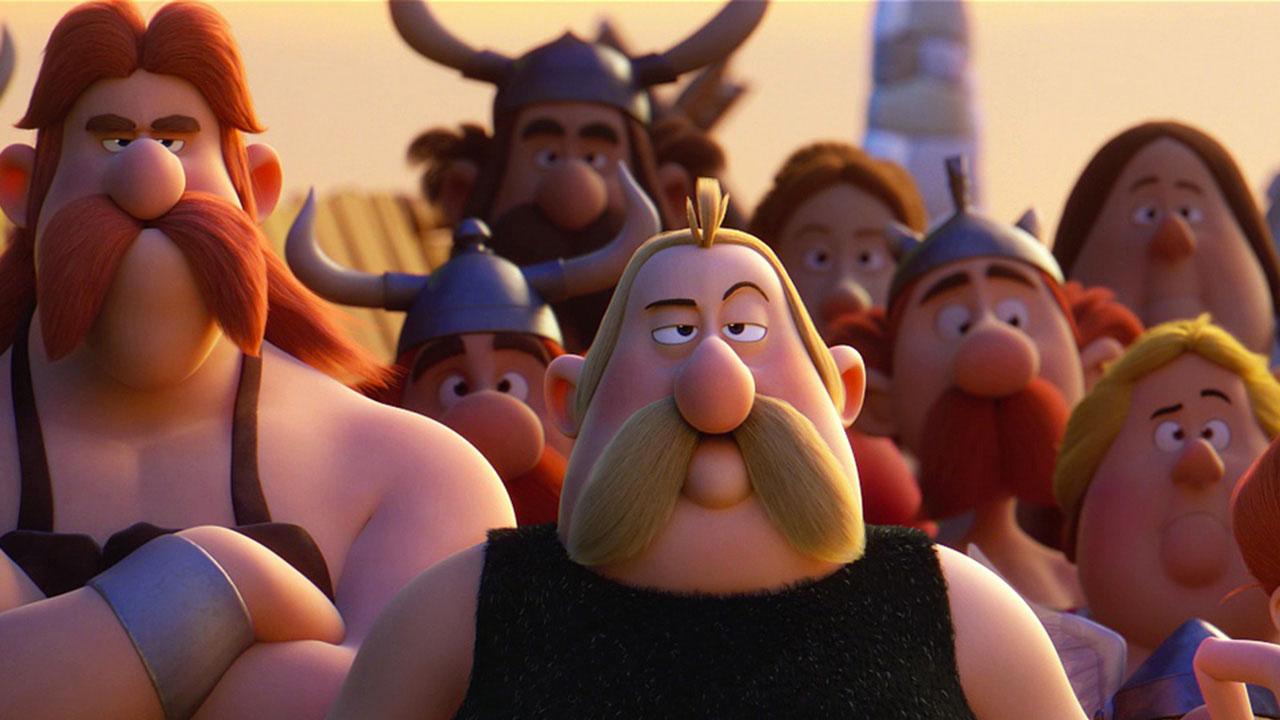 -  Dall'articolo: Asterix e il Segreto della Pozione Magica, un film contemporaneo che non dimentica la tradizione.