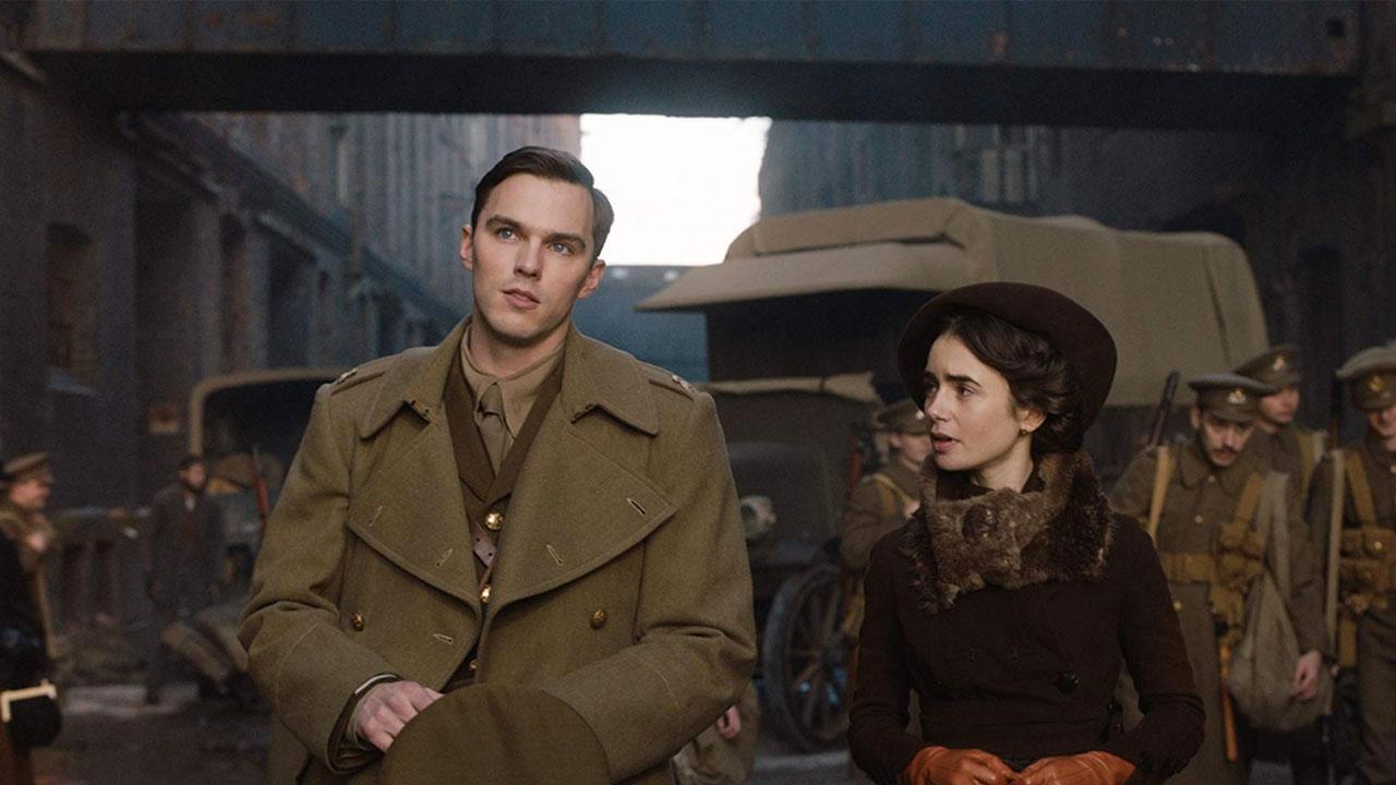 In foto Nicholas Hoult (31 anni) Dall'articolo: Tolkien, il nuovo trailer originale del film [HD].