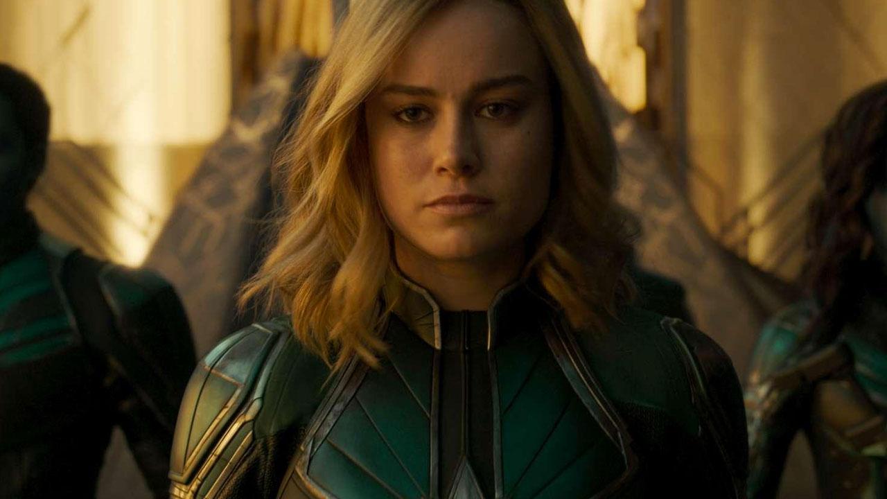 In foto Brie Larson (31 anni) Dall'articolo: Captain Marvel, un film che deve fare i conti con la pluralità del suo universo.