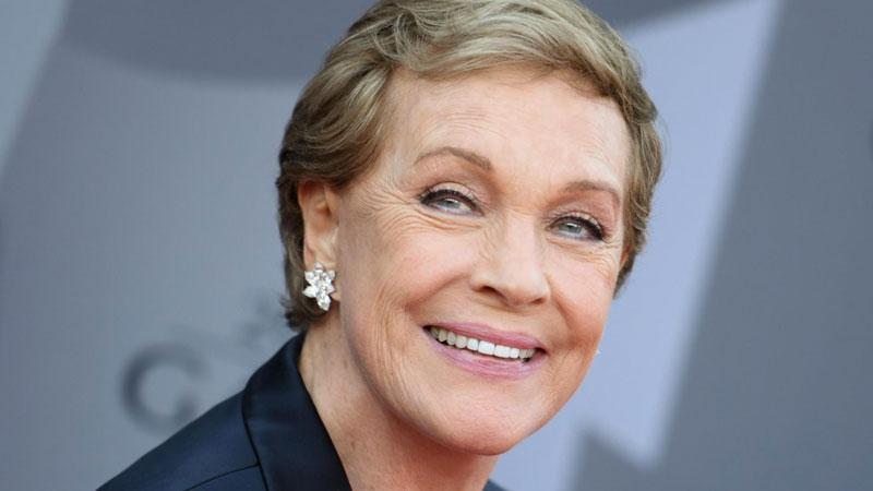 Venezia 76, a Julie Andrews il Leone d'Oro alla Carriera