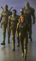 -  Dall'articolo: Captain Marvel, continua la sua corsa in solitaria.