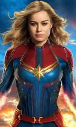In foto Brie Larson (30 anni) Dall'articolo: Strepitoso Captain Marvel, 200mila spettatori in un giorno.