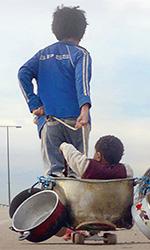 In foto Zain Alrafeea (16 anni) Dall'articolo: Cafarnao: cinema di impegno civile, cinema dalla parte degli ultimi.