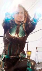 In foto Brie Larson (30 anni) Dall'articolo: Box Office: inizia un altro weekend