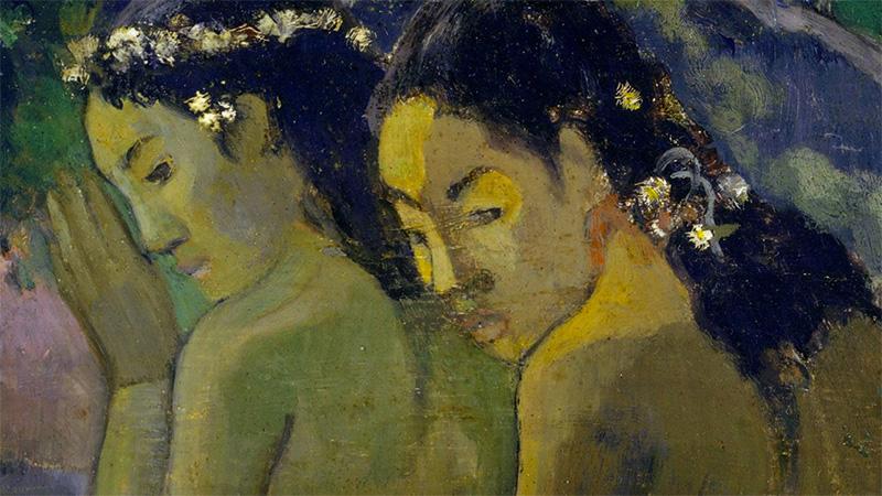Gauguin a Tahiti, un artista in viaggio alla ricerca del suo paradiso