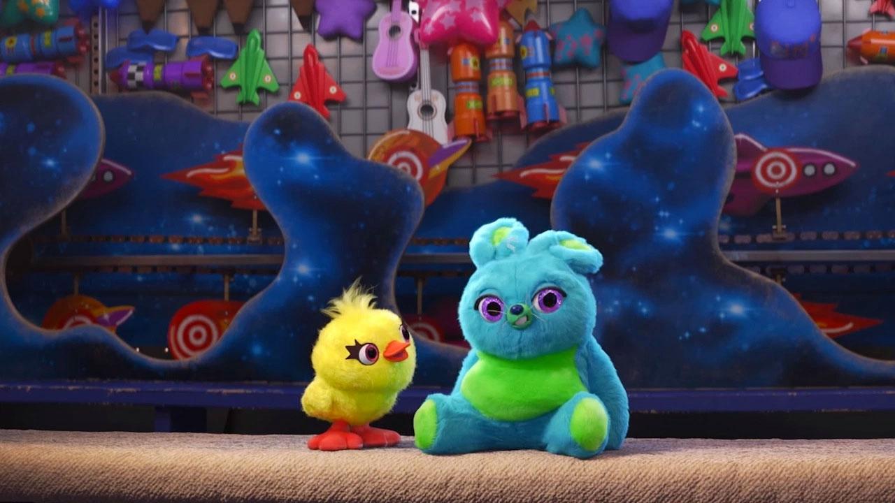 -  Dall'articolo: Toy Story 4, il nuovo trailer originale del film [HD].