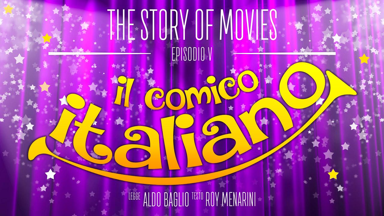 In foto Aldo Baglio (61 anni) Dall'articolo: The Story of Movies - Episodio 5: Il comico italiano.