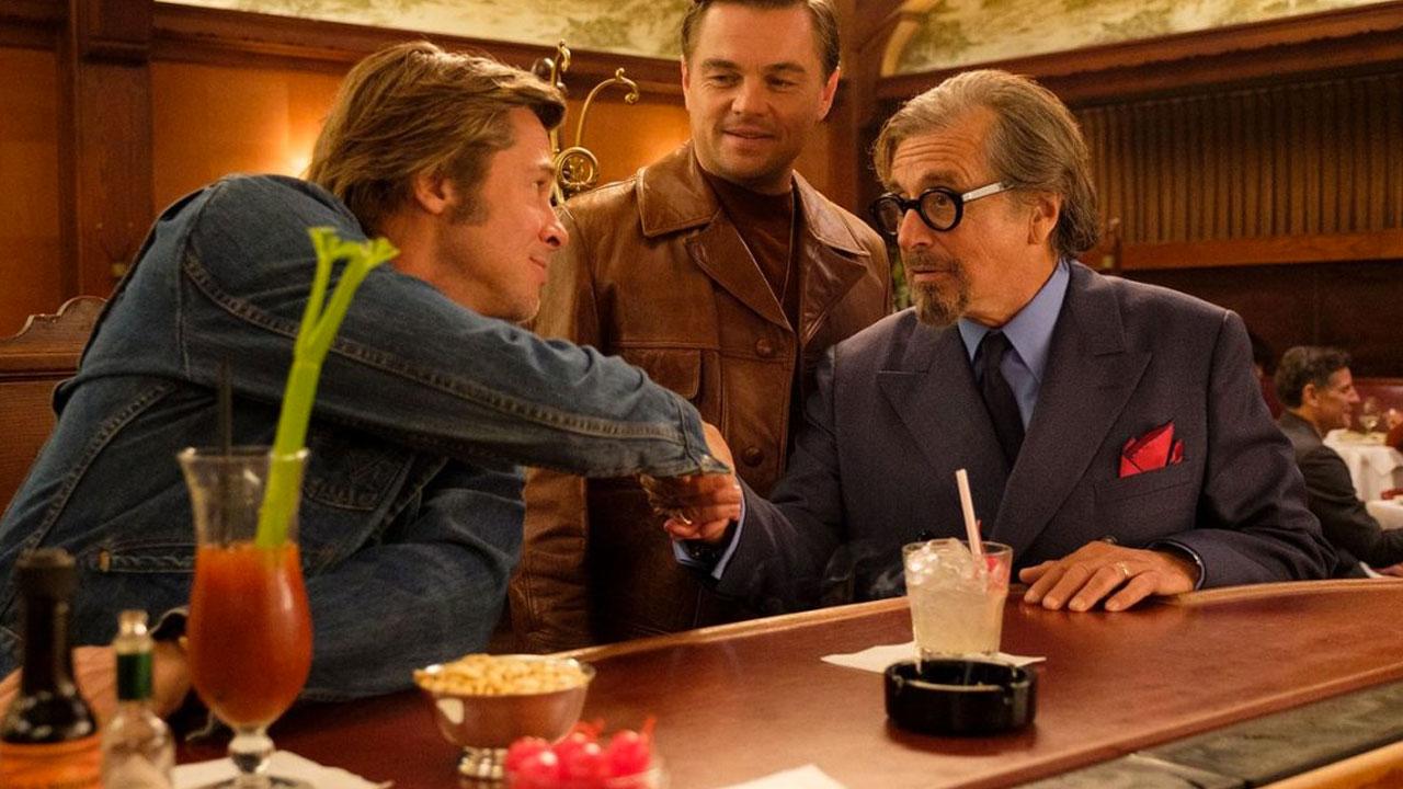 In foto Leonardo DiCaprio (46 anni) Dall'articolo: C'era una volta a… Hollywood, il trailer italiano del film [HD].