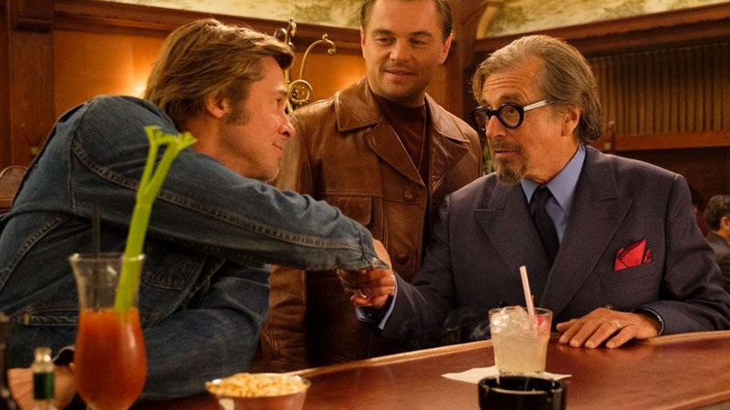 C'era una volta A...hollywood, il trailer italiano del film [HD]