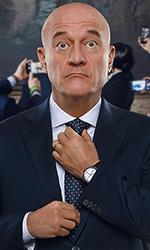 Bentornato Presidente!, Claudio Bisio si conferma grande mattatore