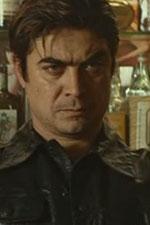 In foto Riccardo Scamarcio (42 anni) Dall'articolo: Lo Spietato, dall'8 al 10 aprile al cinema.