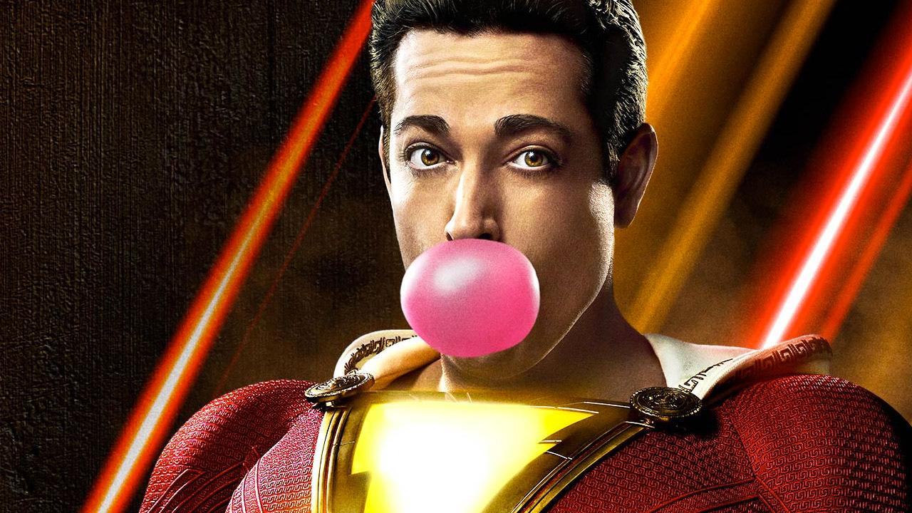 In foto Mark Strong (58 anni) Dall'articolo: Shazam!, un superman per famiglie, magico e ingenuo.