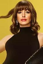 In foto Anne Hathaway (37 anni) Dall'articolo: Attenti a quelle Due, il trailer italiano del film [HD].