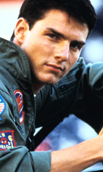 In foto Tom Cruise (57 anni) Dall'articolo: Top Gun: un film squisitamente politico, ma anche divertente.