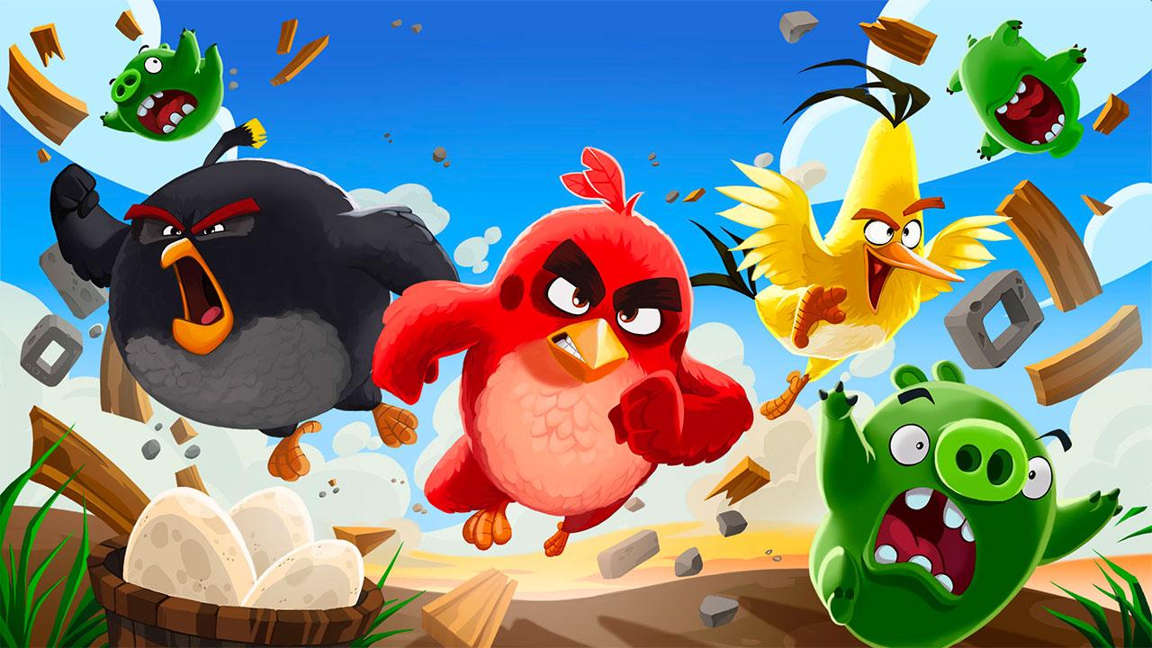 -  Dall'articolo: Angry Birds 2, il primo trailer italiano del film [HD].