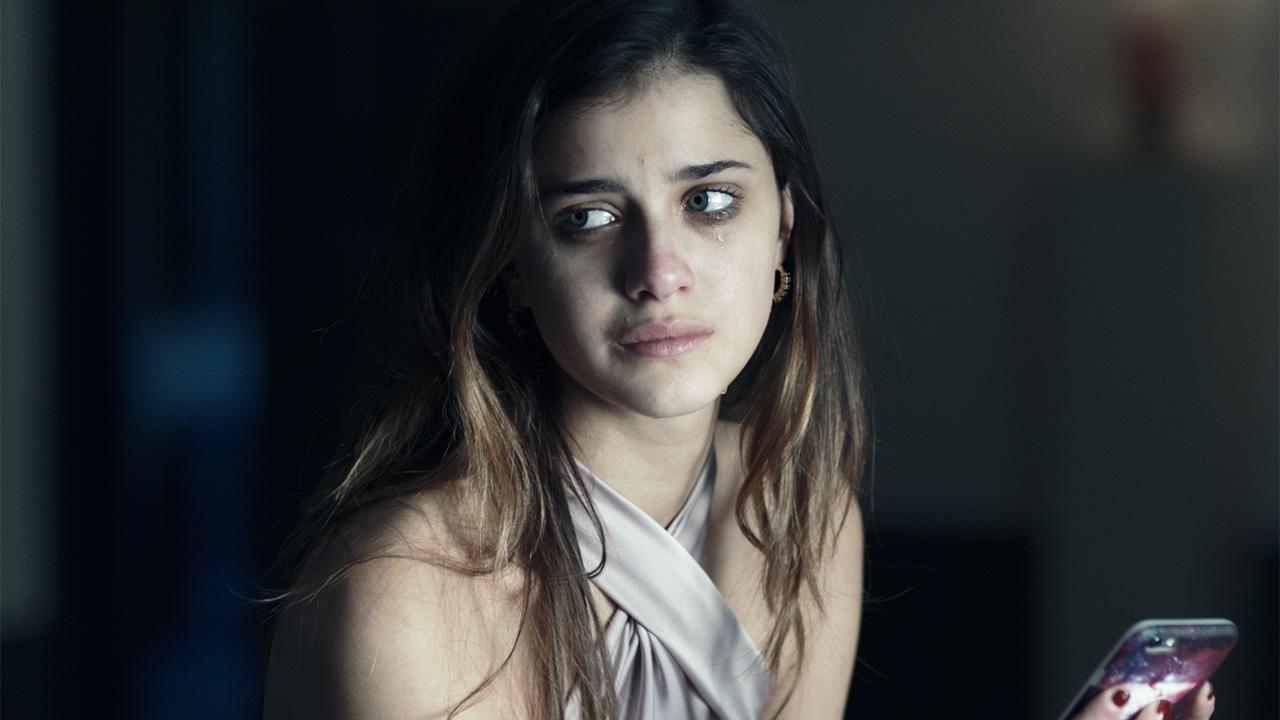 In foto Benedetta Porcaroli Dall'articolo: Paure, confessioni, verità nascoste. Tutte le mie notti è ora al cinema.