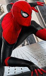 In foto Tom Holland (23 anni) Dall'articolo: Spider-Man: Far From Home, il primo film della quarta fase Marvel.