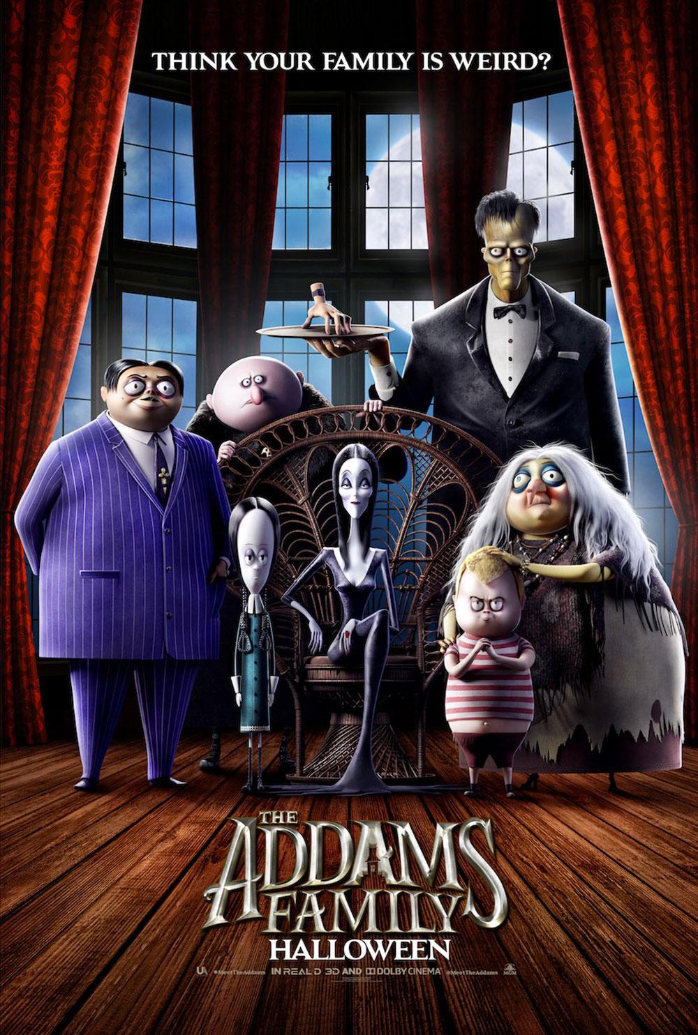 La Famiglia Addams Film 2019 Mymovies It