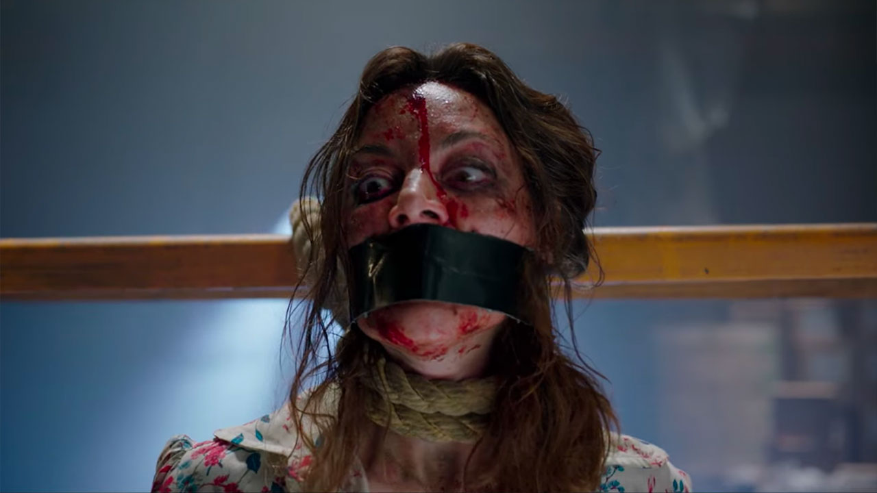 In foto Aubrey Plaza (35 anni) Dall'articolo: La Bambola Assassina, da mercoledì 19 giugno al cinema.