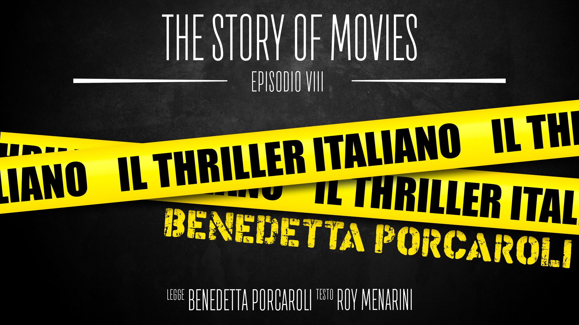 In foto Benedetta Porcaroli Dall'articolo: The Story of Movies - Episodio 8: Il thriller italiano.