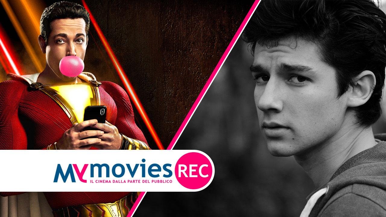 -  Dall'articolo: Shazam!, la video recensione.