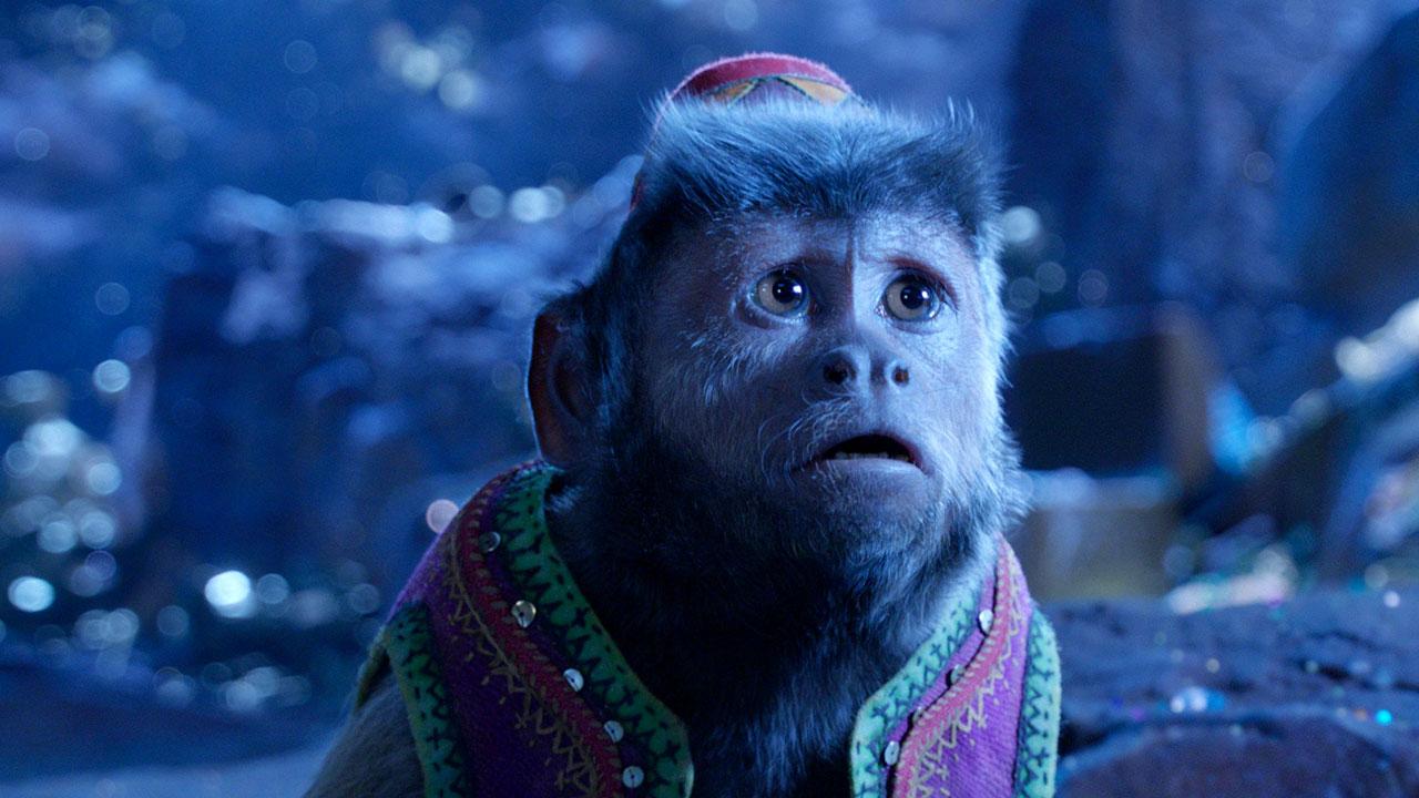 -  Dall'articolo: Aladdin, il nuovo trailer italiano del film [HD].