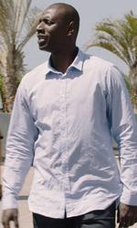 In foto Omar Sy (42 anni) Dall'articolo: Il viaggio di Yao è la sorpresa del weekend. Dumbo migliora se stesso.