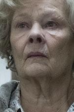 In foto Judi Dench (85 anni) Dall'articolo: Red Joan, da giovedì 9 maggio al cinema.