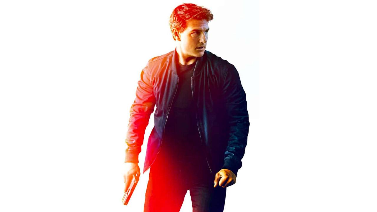 In foto Tom Cruise (58 anni) Dall'articolo: Mission: Impossible - Fallout, il trionfo dell'azione e della spettacolarità.