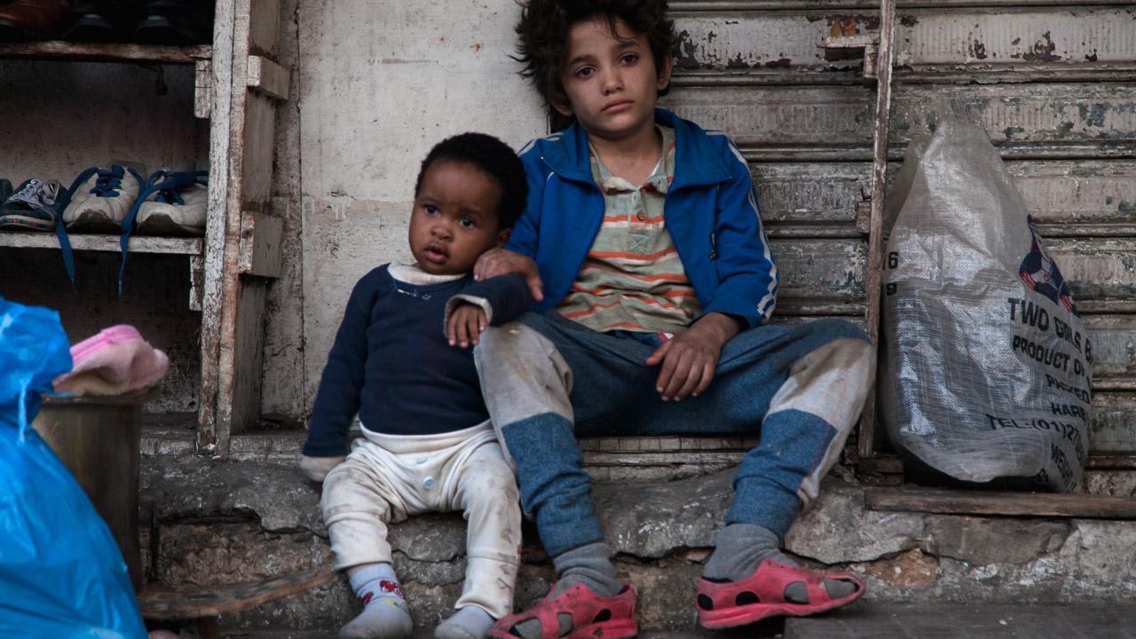 In foto Zain Alrafeea (16 anni) Dall'articolo: Cafarnao, un toccante tour de force nell'esclusione.