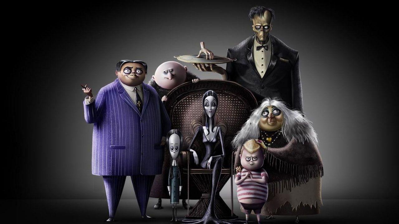 -  Dall'articolo: La Famiglia Addams, il trailer originale del film [HD].